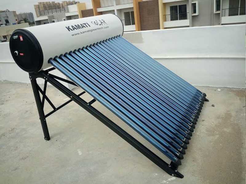 best solar water heater in bangalore